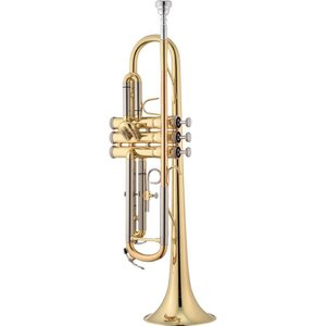 Jupiter JTR700Q Trompet Gelakt