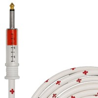 Bullet Cable BC-20SY Gitaarkabel 6.1m Syringe