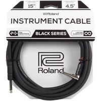 Roland RIC-B15A Black Series Gitaarkabel 4.5m