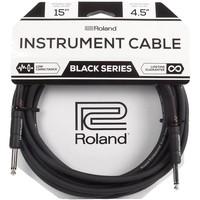Roland RIC-B15 Black Series Gitaarkabel 4.5m