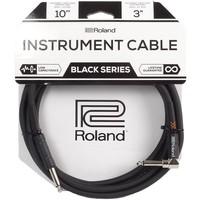 Roland RIC-B10A Black Series Gitaarkabel 3m