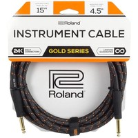 Roland RIC-G15 Gold Series Gitaarkabel 4.5m