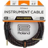Roland RIC-G15A Gold Series Gitaarkabel 4.5m