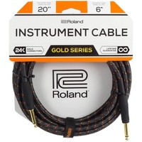 Roland RIC-G20 Gold Series Gitaarkabel 6m