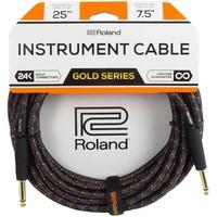 Roland RIC-G25 Gold Series Gitaarkabel 7.5m