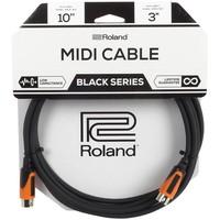 Roland RMIDI-B10 Black Series Midi kabel 3m