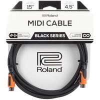 Roland RMIDI-B15 Black Series Midikabel 4.5m