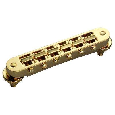 Schaller 12090500 GTM Tune-o-matic Brug Gold