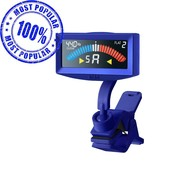 Korg PitchCrow-G Clip-on Tuner Chromatic Metallic Blue