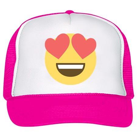 emoji smiley hartjes