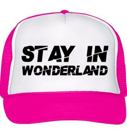stay in wonderland