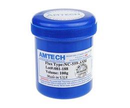 AmTech Flux soldadura pasta 100 g