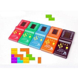 Computadora del juego de Tetris