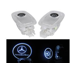 Iluminación para Mercedes Benz