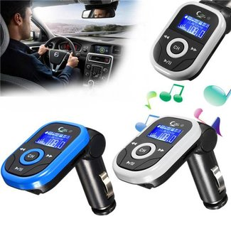 Mp3 Transmisor de FM para coche