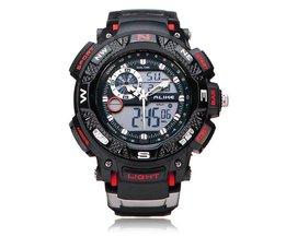 En el tiempo con este reloj barato