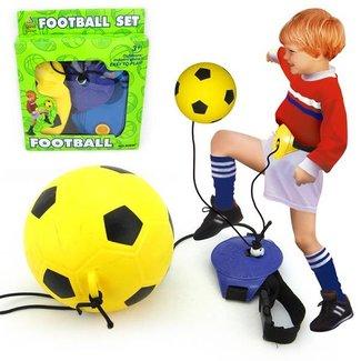 En el fútbol elástica para niños