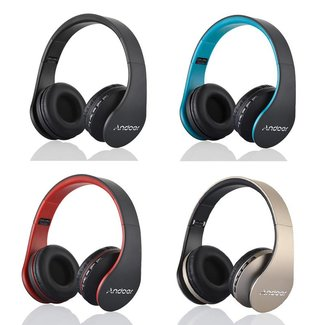 auricular inalámbrico con Bluetooth