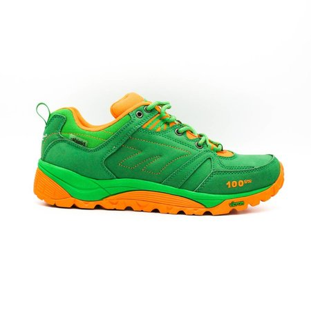 V-Lite SpHike Nijmegen Low I Heren Green/Orange