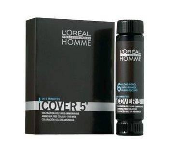"L'Oreal Professional Homme cover 5"" Doosje 3x50ml"