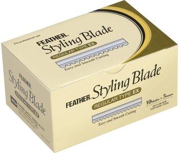 Feather Styling Blades  Navulmesjes  50 stuks