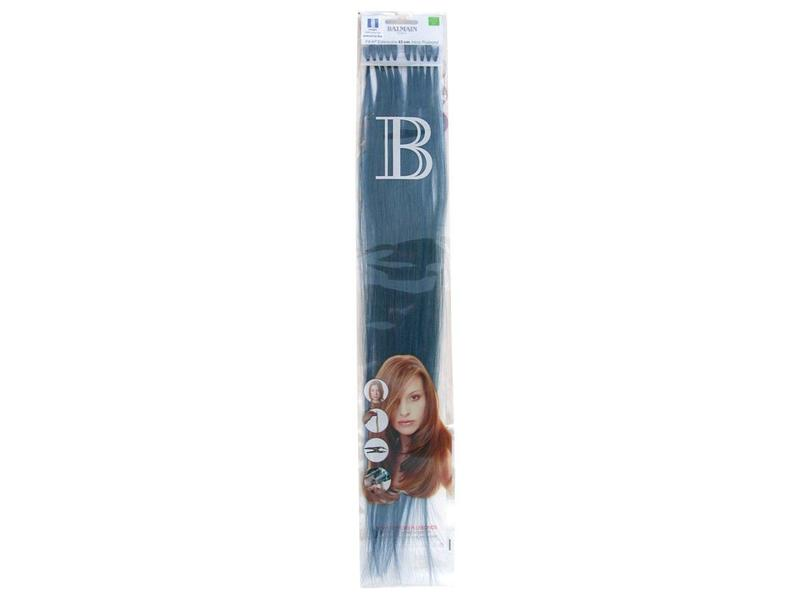 Balmain Fill-in Straight Fantasy Human Hair Extensions 45 cm