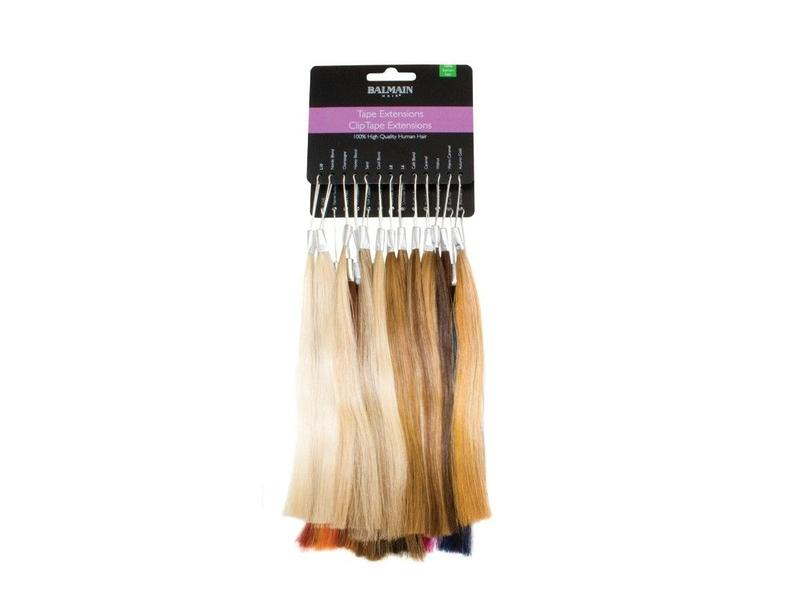 Balmain Colorring ClipTape & Tape Extensions Outlet!