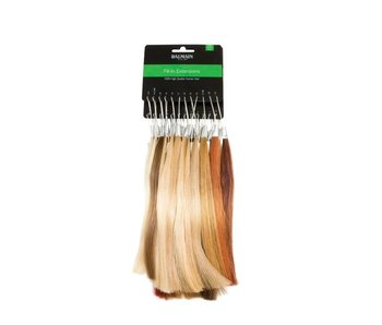 Balmain Color ring Fill-In Extensions Straight Trendcolors