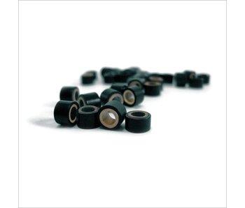 Balmain Micro Rings Black 100 stuks