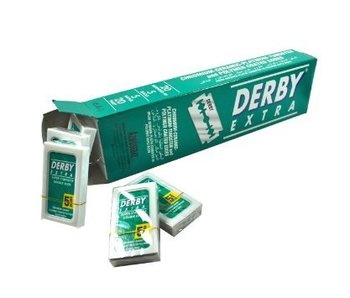 Derby Extra Razor Blades 100 stuks