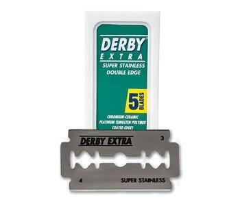 Derby Extra Razor Blades Doosje a 5 stuks