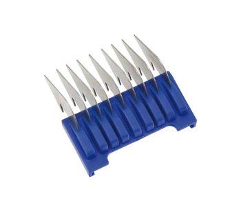 Wahl Metalen Opzetkam 10mm Blauw
