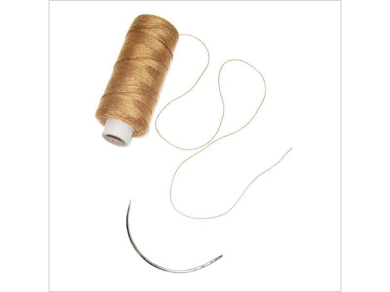 Balmain Soft Blend Weaving Thread + Needle  Blond