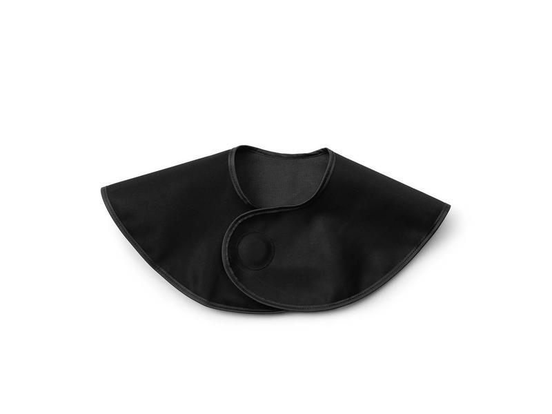 Bratt Bratt Knipkraag Zwart met Magneet