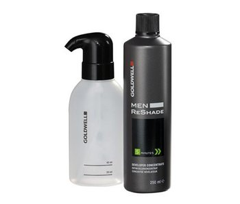 Goldwell For Men ReShade Developer Concentrate 250 ml + Applicator