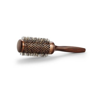 Bratt Bravehead Vintage Maple Hot Curling Brush 43mm