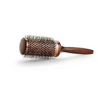 Bratt Bravehead Vintage Maple Hot Curling Brush 52mm