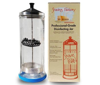 Barbicide  Disinfecting Jar 1.1 Liter