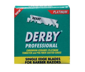 Derby Single Half Razor Blades 100 stuks
