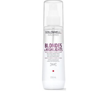 Goldwell Dualsenses Blondes en Highlights Brilliance Serum Spray 150ml