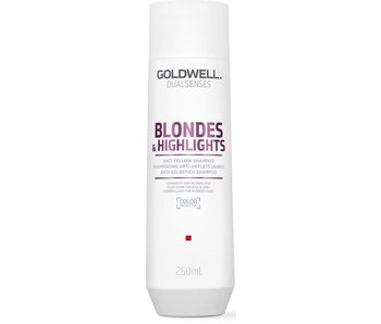 Goldwell Dualsenses Blondes en Highlights Anti-Yellow Shampoo 250ml
