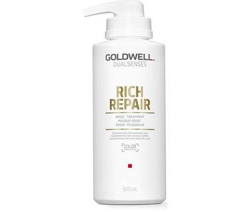 Goldwell Dualsenses Rich Repair 60 sec. Treatment 500ml