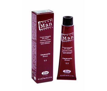 Lisap Man Hair Color 60ml