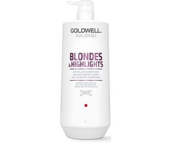 Goldwell Dualsenses Blondes en Highlights Anti-Yellow Conditioner 1000 ml