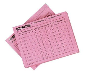 Sibel afspraken kaarten roze