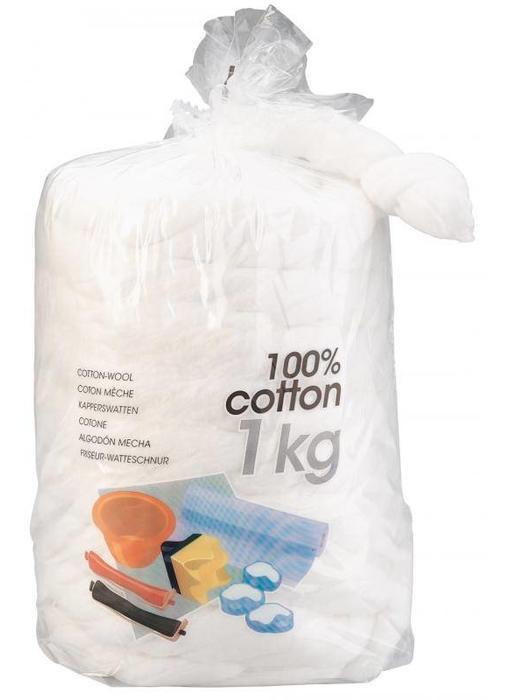 Sibel Lontwatten 1000 gram 100% katoen