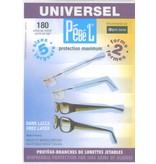 Sibel Brilbeschermers Universel 180 stuks - Optic 2000