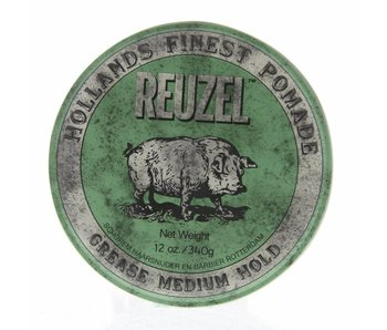 Reuzel Pomade Green Medium Hold 113 gram