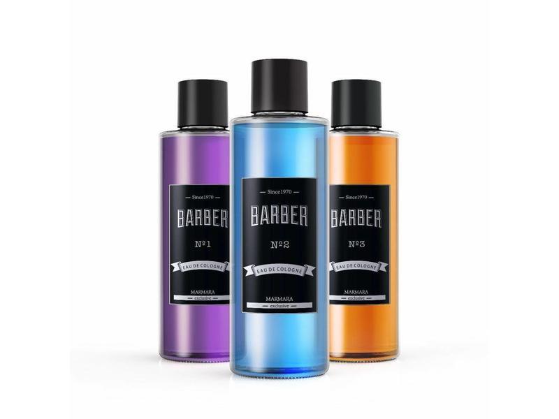Marmara Barber Cologne nr 2. Blauw 500ml