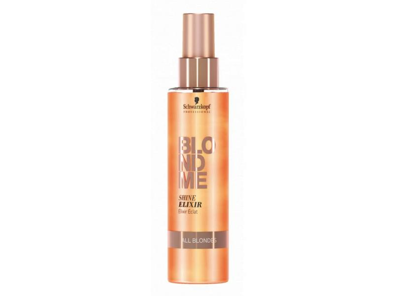 Schwarzkopf BM Shine Elixer All Blondes 150ml